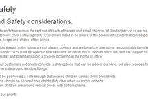 Help & Child Safety Information / Your Family is our priority!
