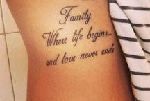 fjäder tattoo