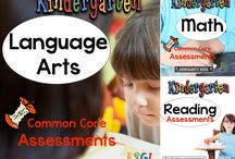 Assessments Kindergarten / Bring strategic teaching in your kindergarten classroom with these on target assessments.