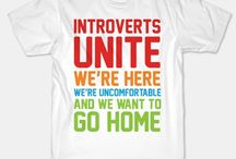 Introvert this. / by Ashlee Masterson