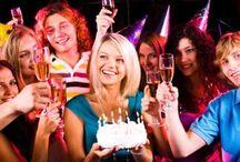 Organizacja urodzin i imienin / Organizacja urodzin oraz imienin, zdjęcia oraz relacje z imprez