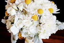 Bouquets. Bouts. Corsages.