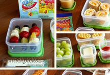 Kids Lunches / by Catherine Durig