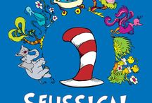 Seussical Marketing
