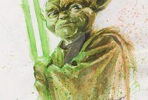 Star Wars / Master Yoda