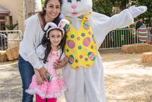 """Big Bunny 2015 / Photos with """"Big Bunny"""" himself, music, face painting, crafts, bunny petting stations, and more! / by Los Angeles Zoo"""