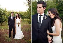 Inspiration: bride and groom / by Kristin Stefanou