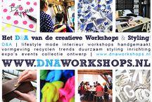 D&A Workshops!