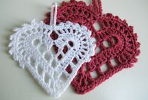 Crochet Hearts / by Karen Strauss