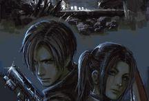 Resident Evil Fan Art