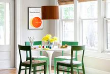 _dining rooms / by Courtney Skott