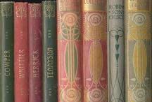Bookcase / Just beautifully designed books.