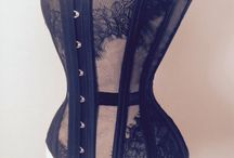 Corsets, Chokers and Goth Stuff