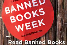 Banned Books Week / The American Library Association celebrates the freedom to read each year by sponsoring Banned Books Week. ALA's Office for Intellectual Freedom compiles a list of the top 10 most challenged books each year. For more information visit www.ala.org/bbooks or your local branch of OC Public Libraries www.ocpl.org.