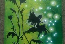 K Brightwell, My Art.. / Art by me