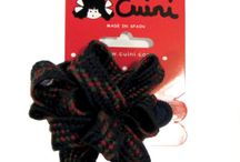 Hair pastes wool / Precious pink to wear her hair in a ponytail. It is ideal for girls and mumies.