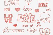 Doodles Sentimentos