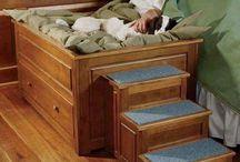 Dog Bed/Dresser