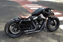 HD iron custom / Live to ride or die