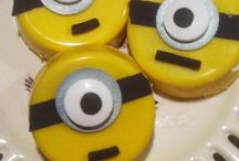 Minion birthday treats