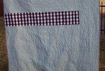 Quilt dos / Comment organiser un dos de quilt avec des tissus en 110 de large