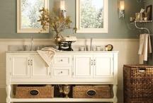 {Home} Bathrooms / by Lindsey Brogdon