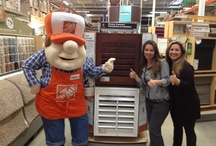 We ❤ The Home Depot / We at Rockwood Shutters are huge fans of The Home Depot.  So many ideas and opportunities to create, fix, build and decorate inside their stores.