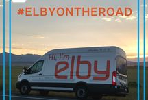 Elby On The Road