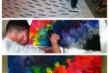 inspiraci Umění