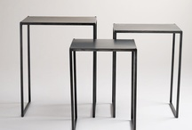 Console and Side tables / by Gani B.