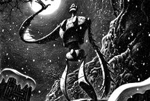 various illustration
