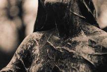 Begraafplaats Standbeelden