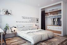 Interior / Проекты домов, квартир, комнат