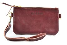 Slim Sadler / Slim Sadler leather bag