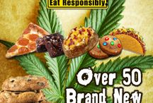 Cannabis Recipes / Everyone knows edibles are becoming more and more popular. How do you like to eat your Cannabis? Cakes, butters, oils? Hopefully you may find some of these interesting