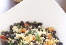 Quinoa recepes