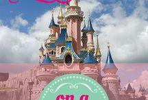 Trip to Paris & Disneyland