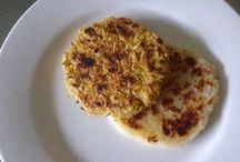 Arepas y Pan Salado