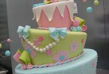 Cakes, cakes, cakes / by Marcy Schlenker-Kuykendall