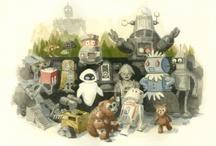 Famous Robots / by MyRobotNation