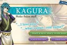 Shall we date? Ninja Shadow - Kagura