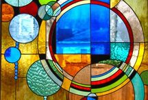 Stained /painted glass