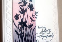 Sympathy cards / By others