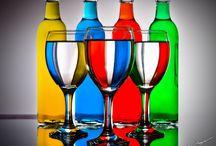 Stilleben Wasser Glas