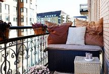 Home: balcony