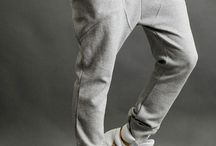 Drop crotch