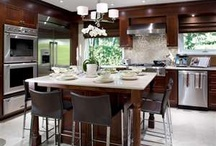 Kitchen remodeling / by Ashley Chappell