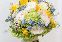 Brautsträuße Frühling