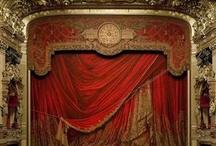 Scenic Design/ Theatrical Arts / setting the scene in style..