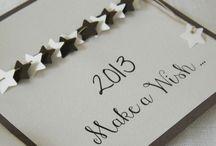 Carte / Anniversaire ou bonne année